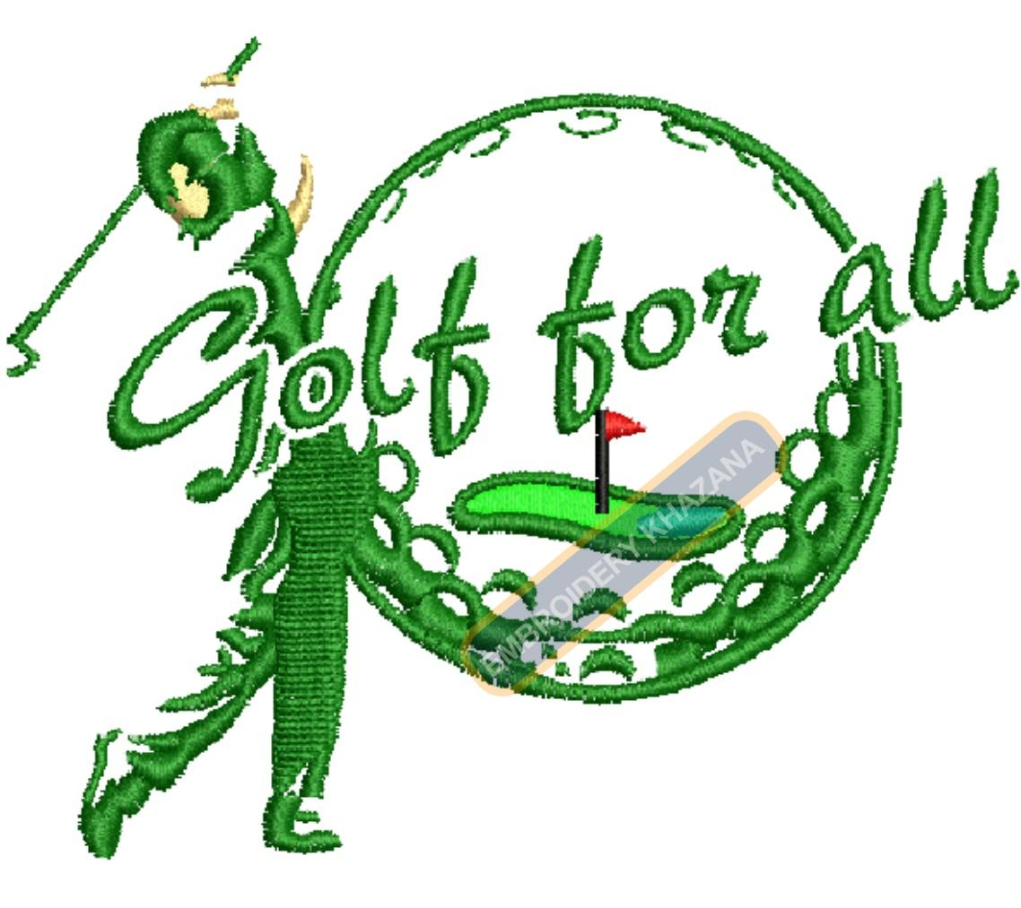 Golf For All club