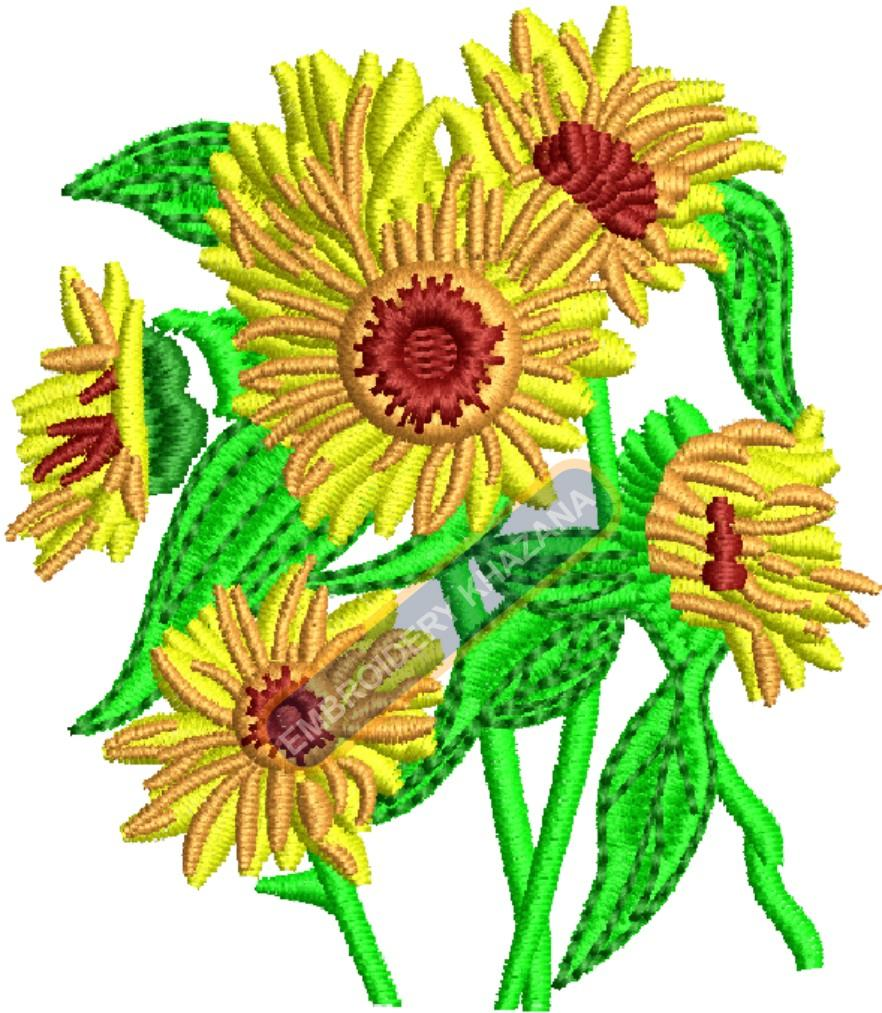 1433245610_Sun flower embroidery.jpg