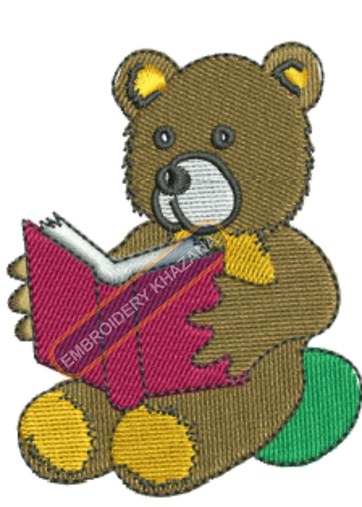 Teddy Bear redding book