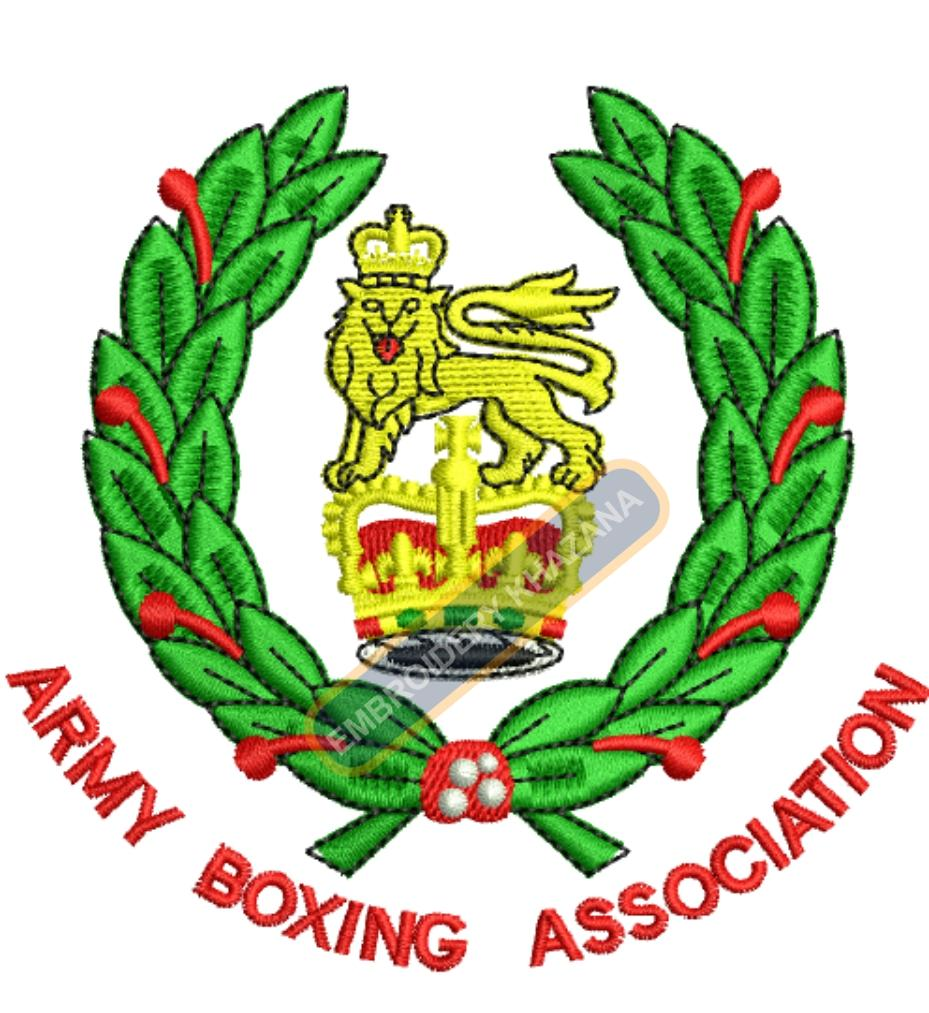 army boxing association badge