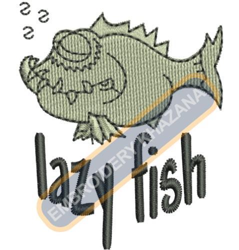 Lazy Fish