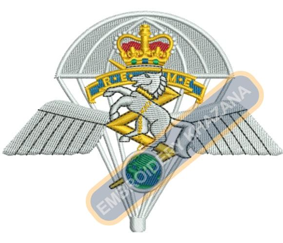 Electrical and Mechanical Engineers crest