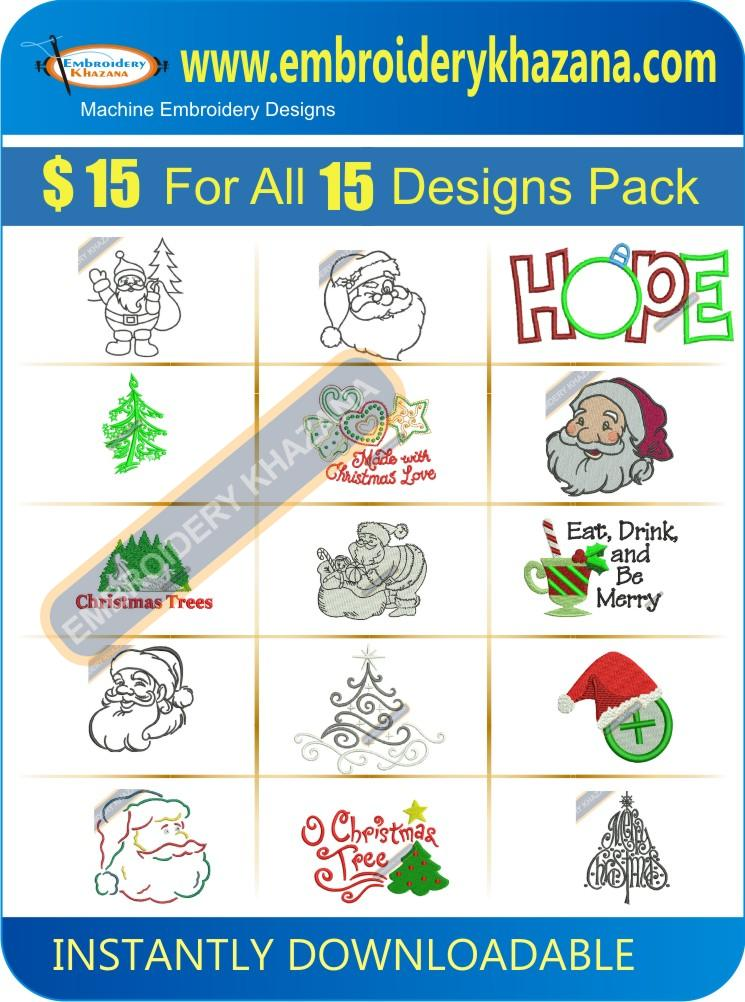 Christmas Design Pack 2