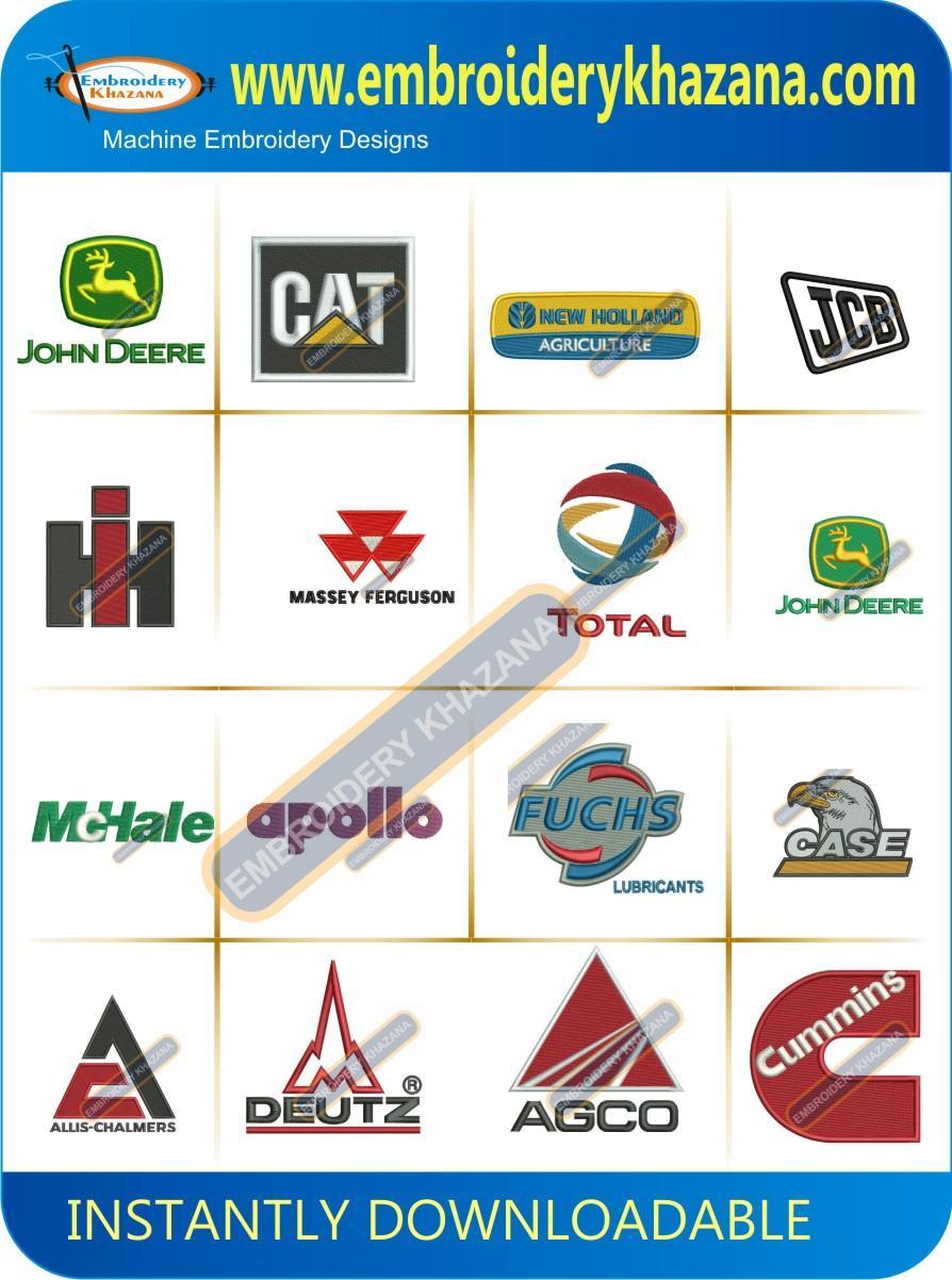 Tractor logo Design Pack