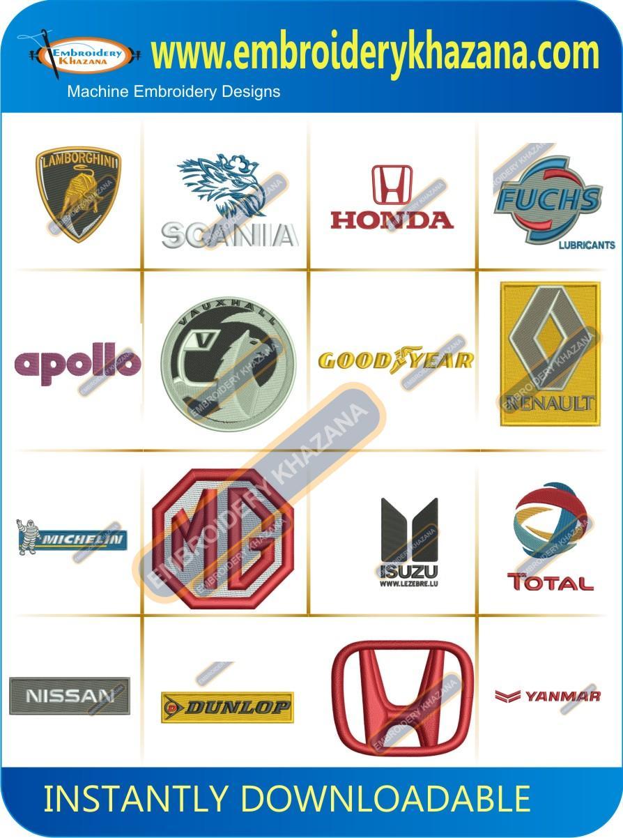 truck company logo Design Pack