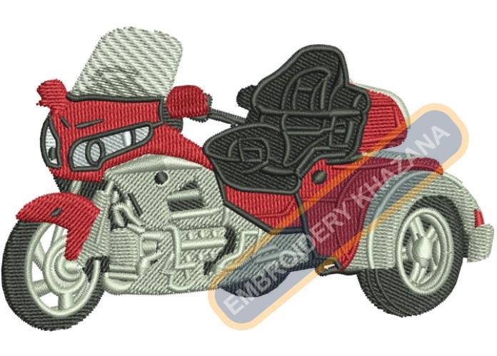 Cruiser Honda bike