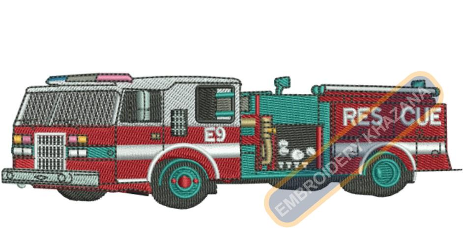 fire rescue trucks