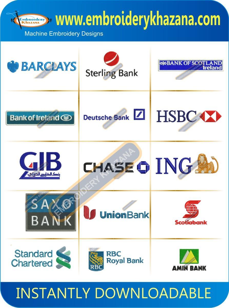 BANK DESIGN PACKS