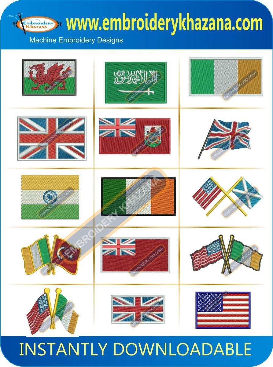 FLAG DESIGN PACK