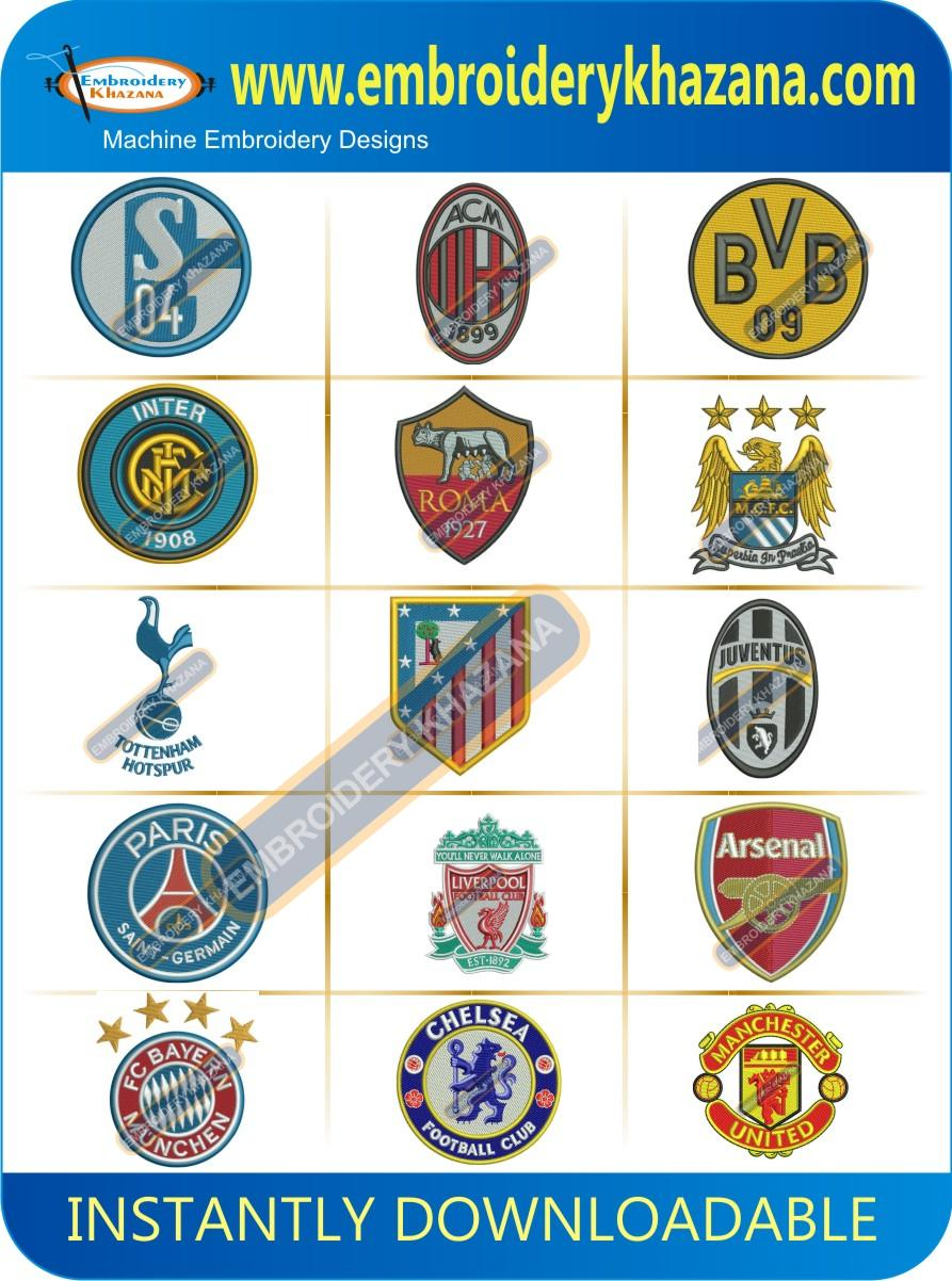 FOOTBALL CLUB DESIGN PACK