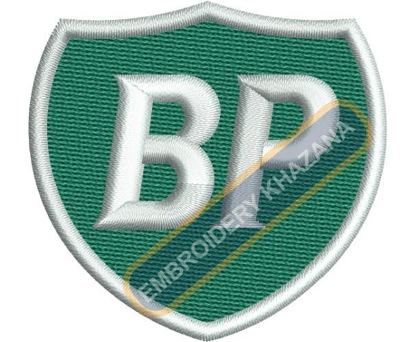 British Petroleum Logo Embroidery Designs