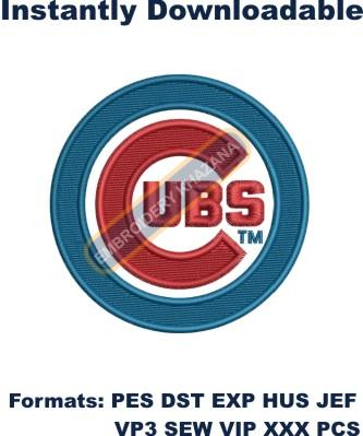 1492681137_Machine embroidery CHICAGO CUBS BEAR MLB logo.jpg
