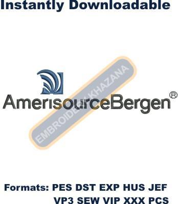 AmerisourceBergen Logo Embroidery Designs