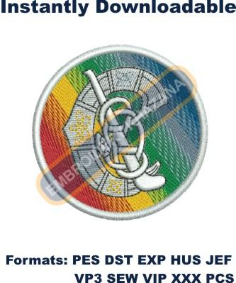 Camogie embroidery designs