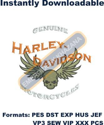 1495619493_Harley Davidson Motorcycles Embroidery.jpg