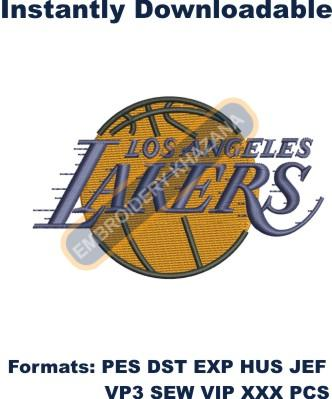 1497436031_Embroidery designs Los Angeles Lakers logo.jpg