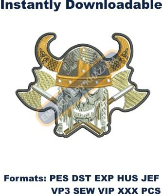 1497612845_Viking Skull EMBROIDERY DESIGNS.jpg