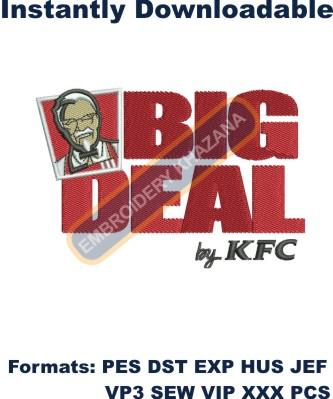 1497963763_Kfc big deal embroidery design.jpg