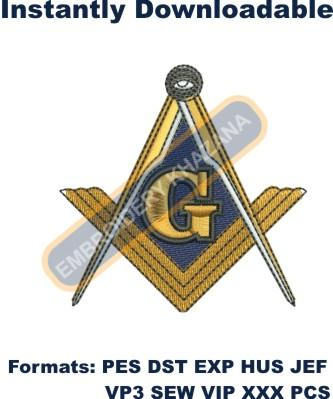 Masonic Lodge Freemasons Symbols