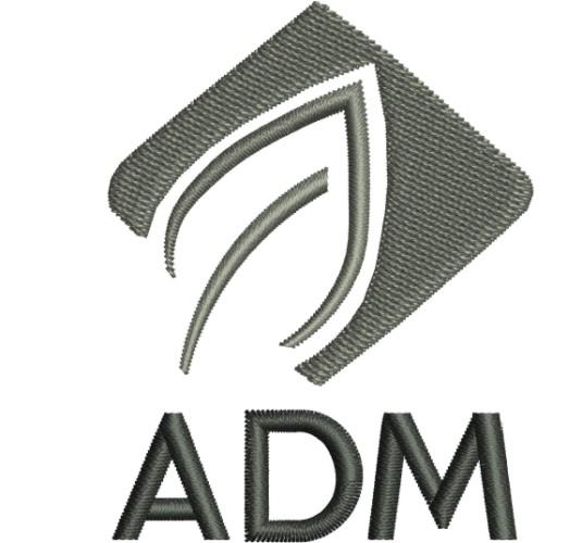 ADM Logo Embroidery Designs
