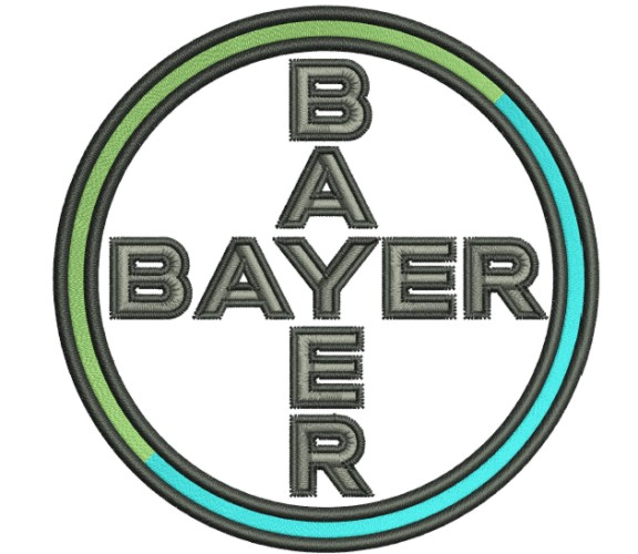 Bayer Logo Embroidery Designs