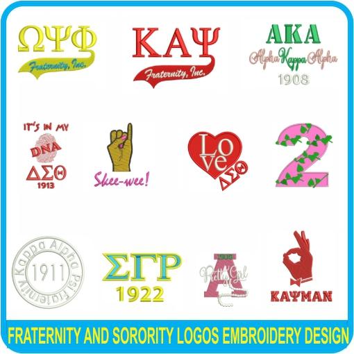 Fraternity and Sorority Logo