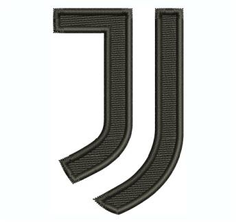 Juventus FC Logo Embroidery Design