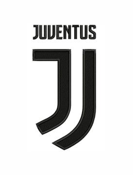 Juventus Logo Embroidery Design