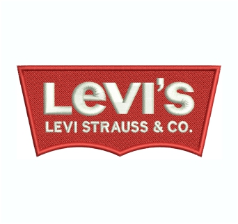 Levi Strauss And Co Embroidery Design