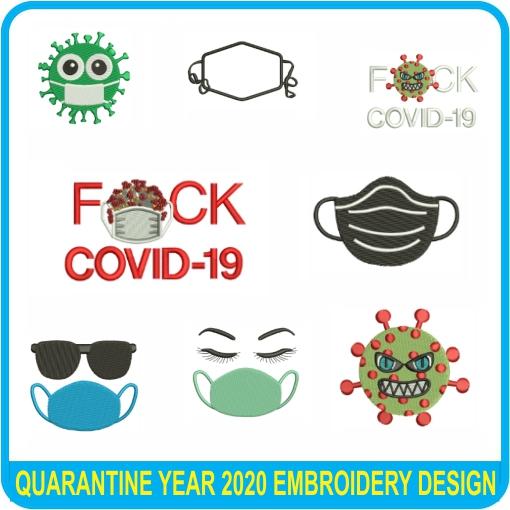 Quarantined year 2020