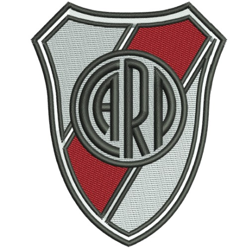 Club Atletico River Plate Logo Embroidery Designs