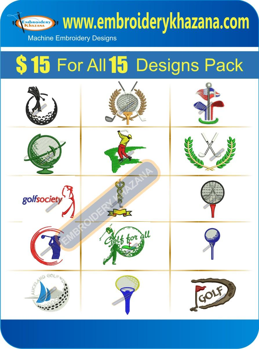 SPORTS DESIGNS PACK 1