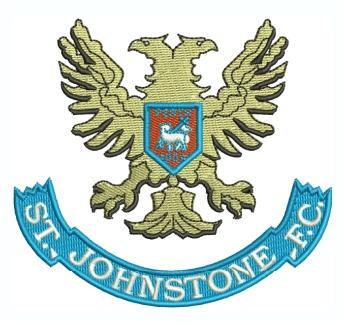 St Johnstone Ebroidery Design