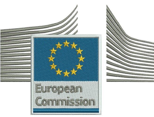 European Commission Logo Embroidery Designs